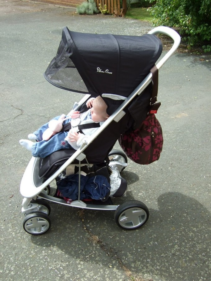 Silver Cross Halo Pushchair Review