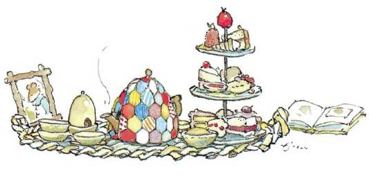 Review; A Year in Brambly Hedge