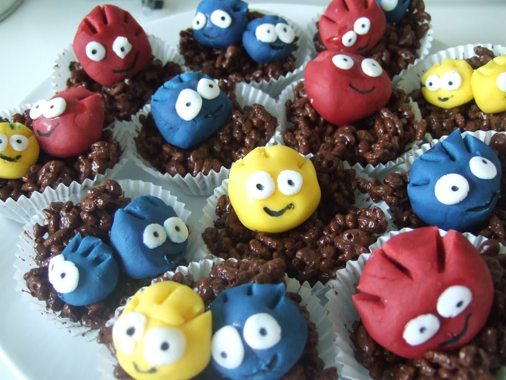 puffle-cakes