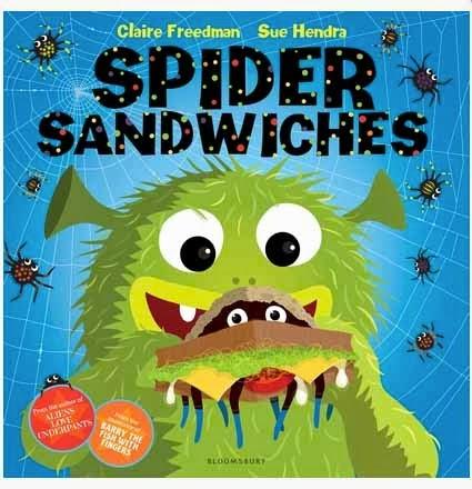 spidersandwiches