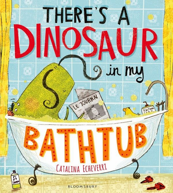 dinosaur-in-bathtub