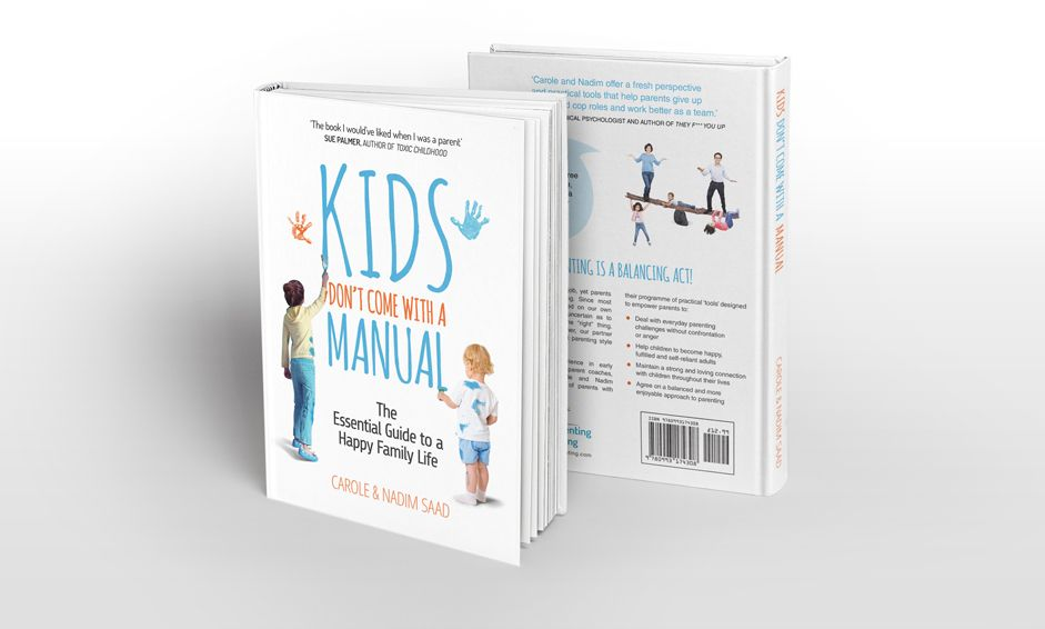 kids dont come with a manual book