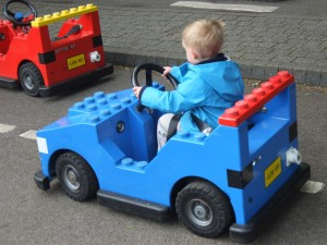 Lego Driving School