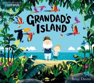 Grandads island book