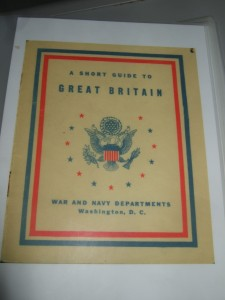 Maybe we all need to be issued with a new Guide to Great Britain...