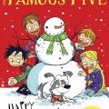 FF Colour Read Happy Christmas Five