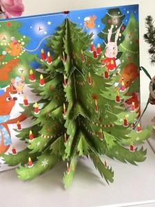 xmas tree book