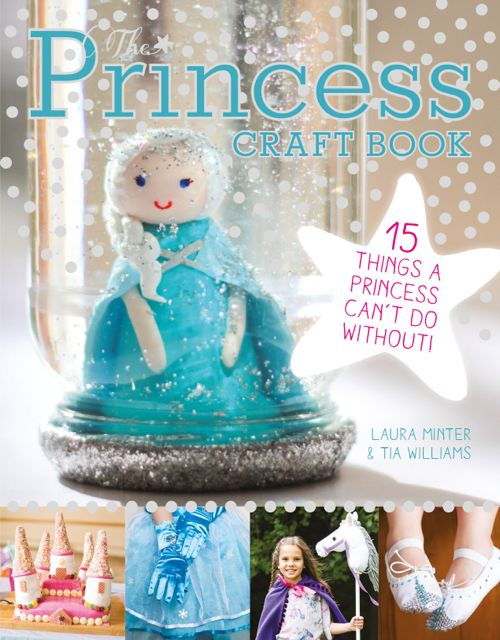 Book Review: The Knight Craft Book and The Princess Craft Book by Laura Minter and Tia Williams