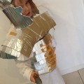 kids roman soldier costume