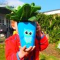 lechuza planter