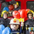 London Fire Brigade Playmobil