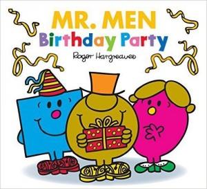 mr men birthday party