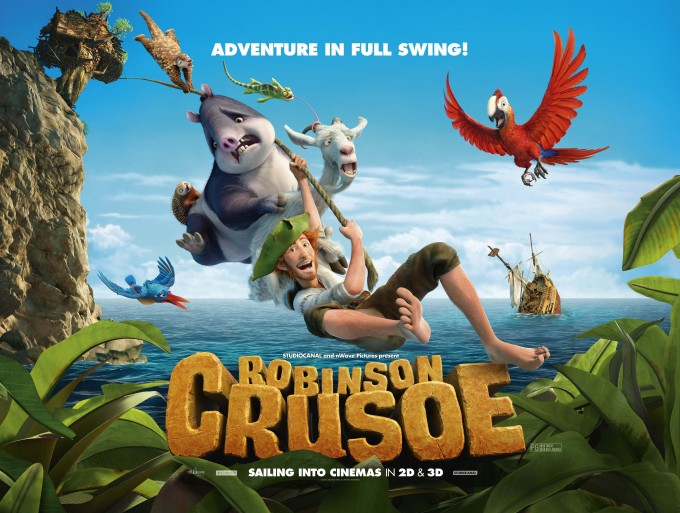 Film Review: Robinson Crusoe