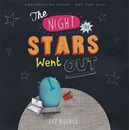 Book Review: The Night The Stars Went Out by Suz Hughes