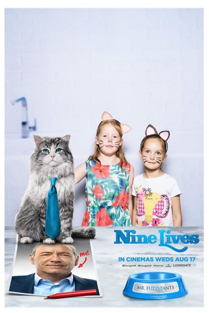 Film Review: Nine Lives