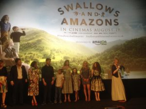 Swallows and Amazons Cast and crew
