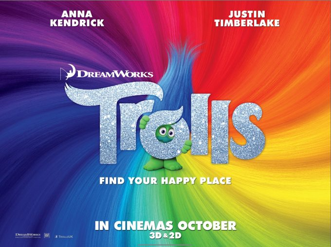 Film Review: DreamWorks Trolls