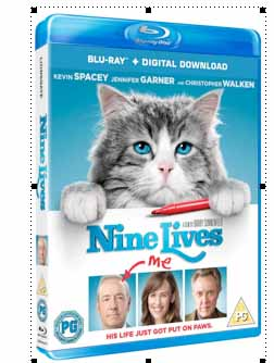 Film Review: Nine Lives out on Blu-ray and DVD