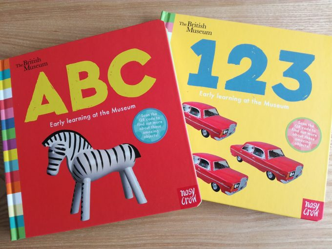 Book Review: Early Learning at the Museum- Nosy Crow with The British Museum
