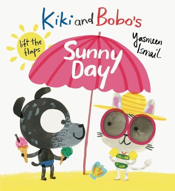 Book Review: Kiki and Bobo's Sunny Day by Yasmeen Ismail