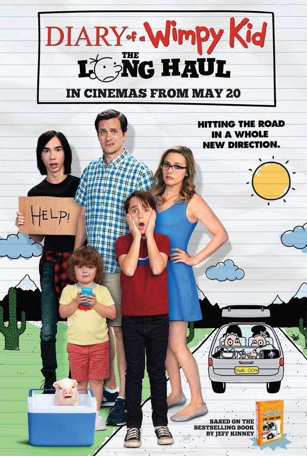Film Review: Diary of a Wimpy Kid: the Long Haul