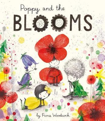 Book Review: Poppy and the Blooms by Fiona Woodcock