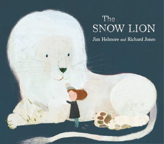Book Review: The Snow Lion by Jim Helmore and Richard Jones