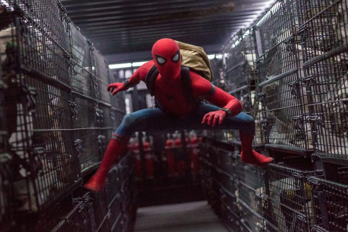 #SPIDEYPARTY to Celebrate the Home Entertainment Release of Spider-man: Homecoming