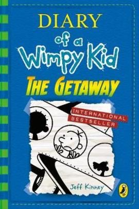 Book Review: Diary of a Wimpy Kid- The Getaway