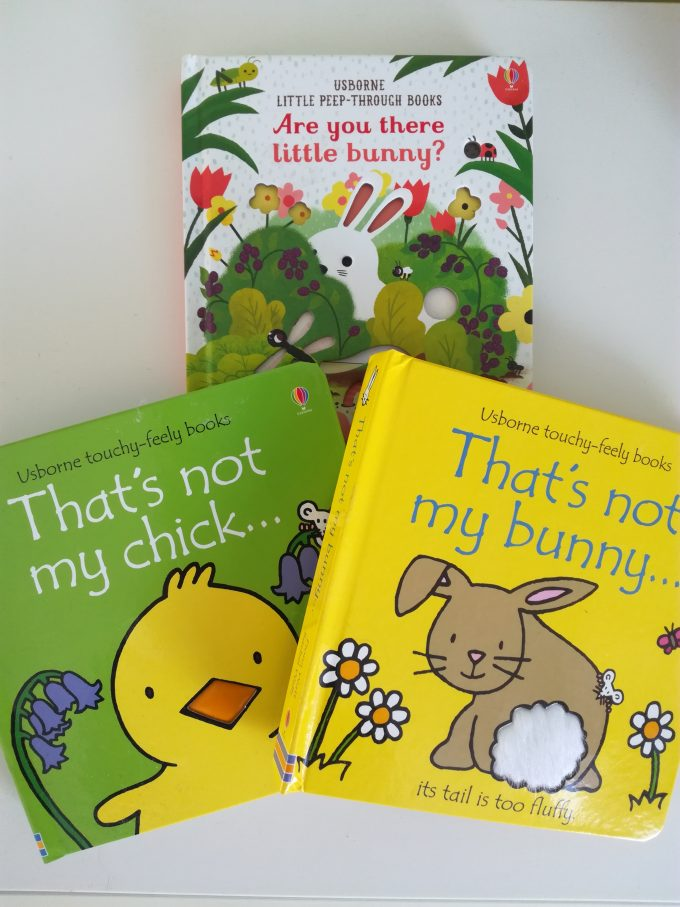 Usborne Books for Easter