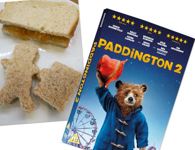 Film Review: The Marmalade Challenge to celebrate #Paddington2DVD