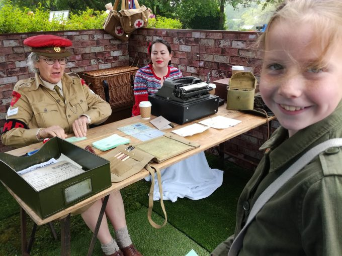 Vintage 1940's Weekend at Bletchley Park
