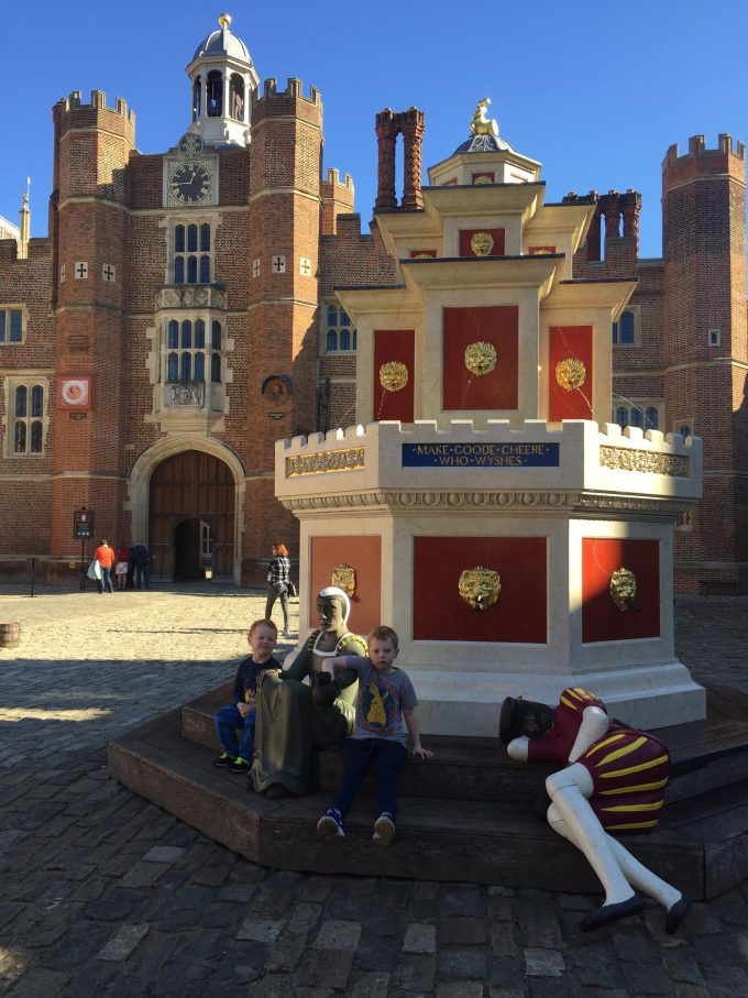 Review: Beast Quest Trail at Hampton Court Palace