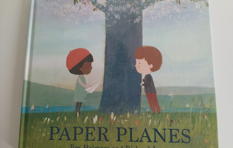 Book Review: Paper Planes by Jim Helmore and Richard Jones